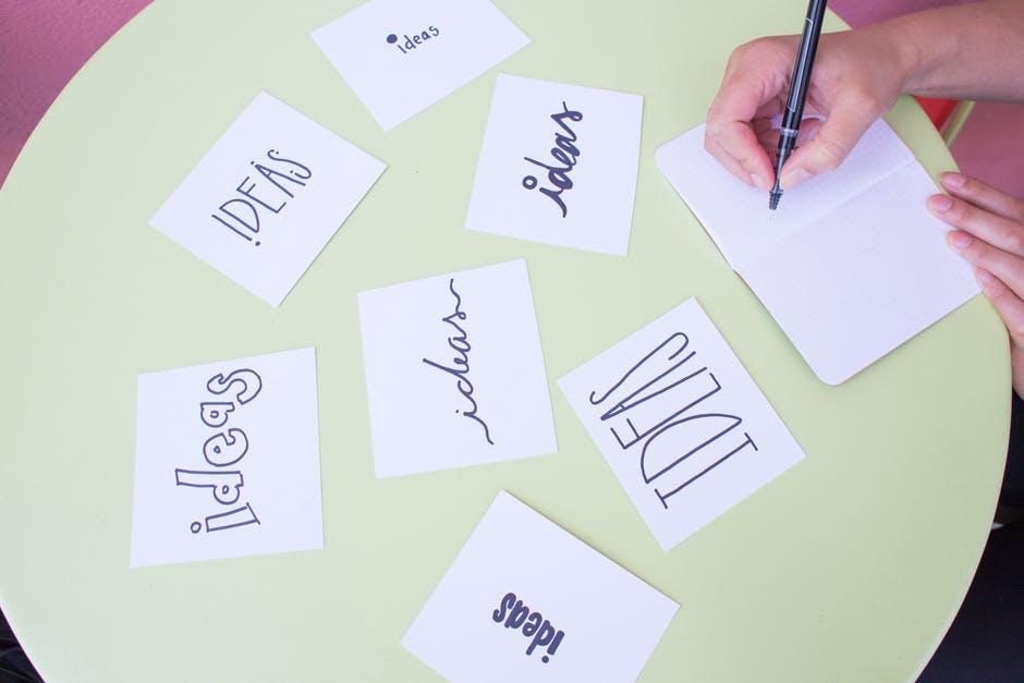"""Consejos para un buen """"brainstorm"""""""