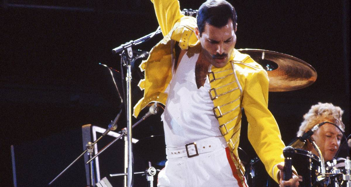 15 datos curiosos de Freddie Mercury