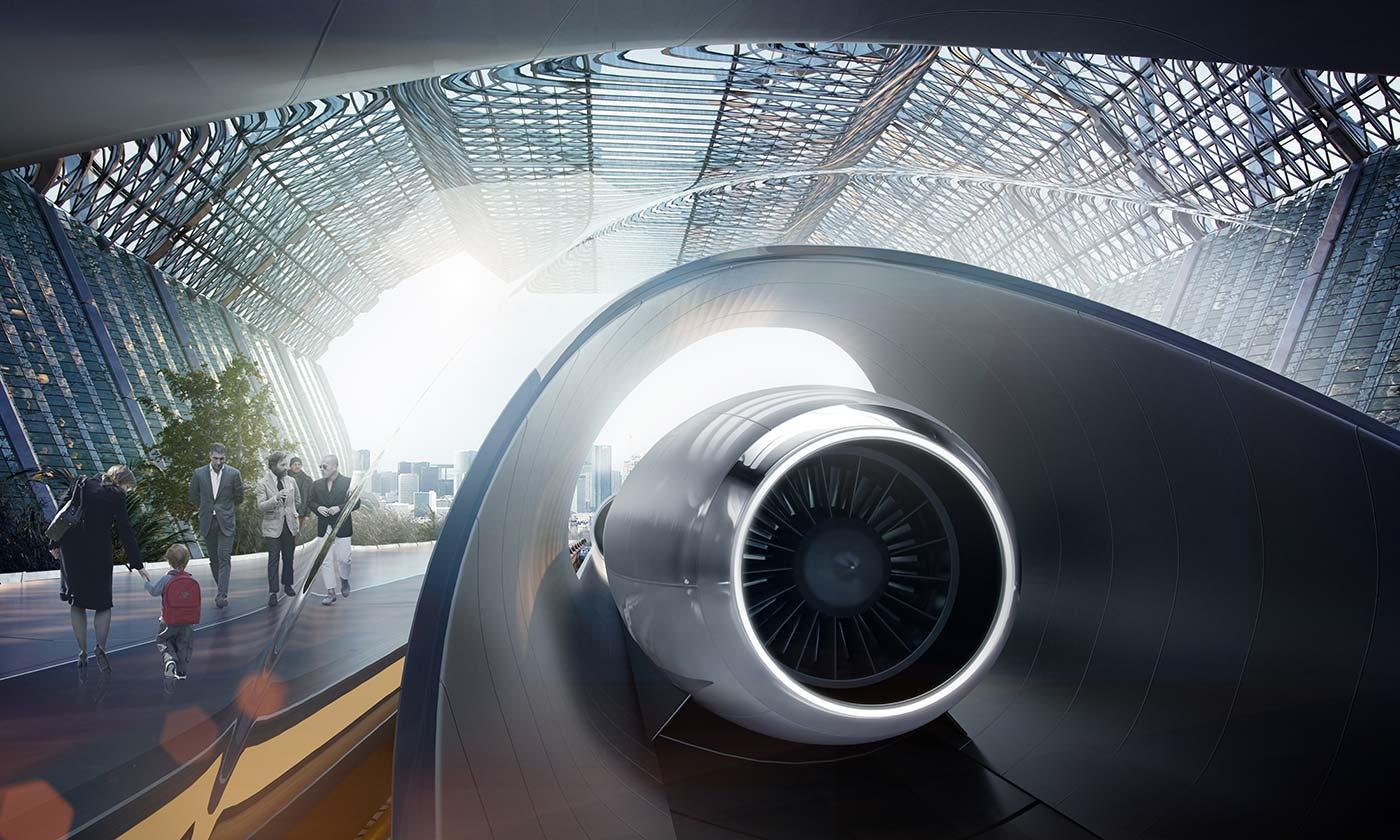 """""""Hyperloop"""", el transporte del futuro llegará a México"""