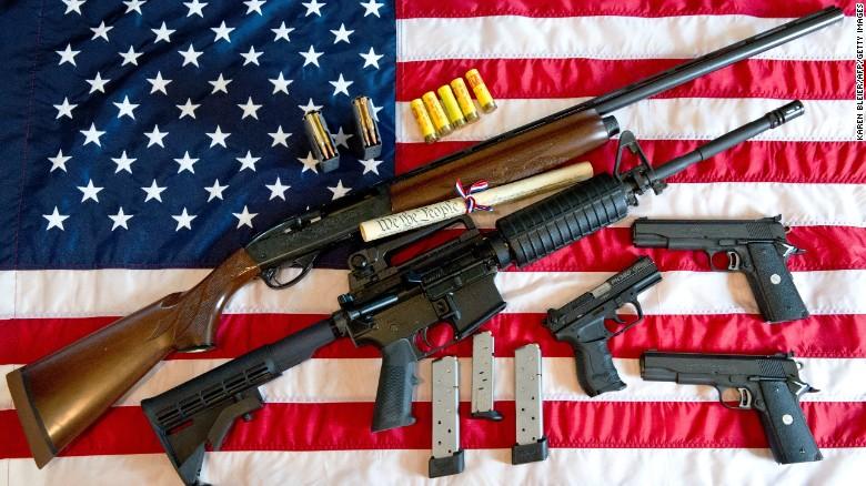 Control de armas en Estados Unidos, un problema de difícil solución
