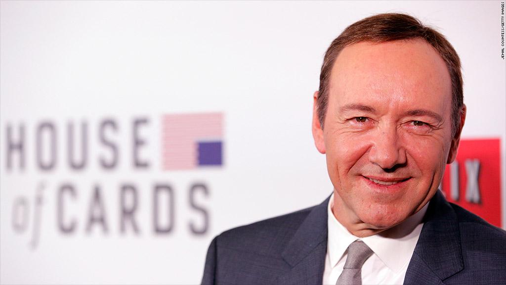 """Netflix pretende cancelar """"House of Cards"""" por presuntas alegaciones sexuales de Kevin Spacey"""