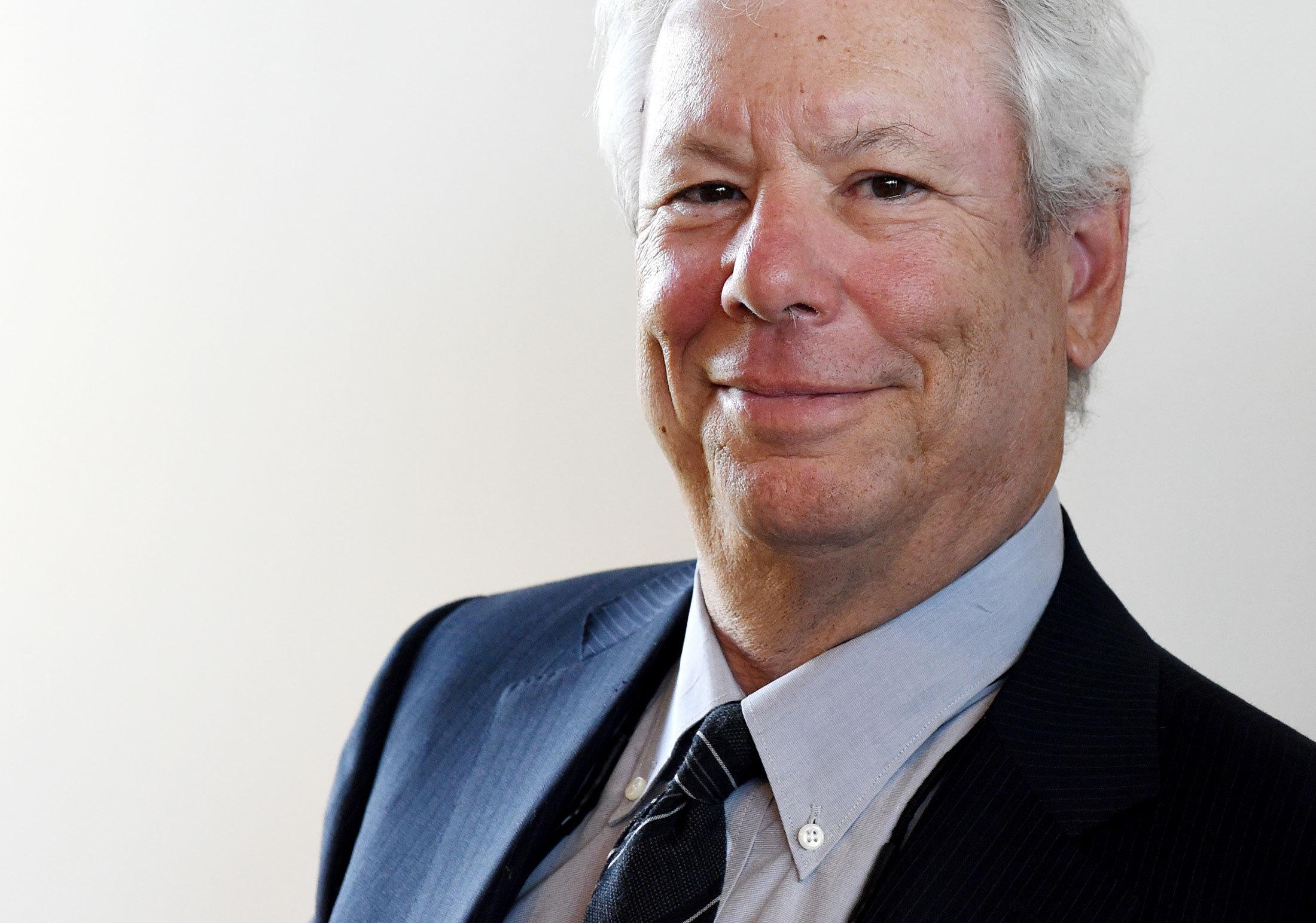 Richard H. Thaler gana el Premio Nobel de la Economía