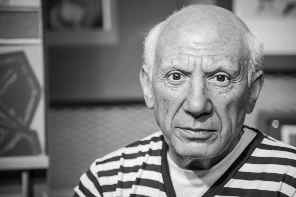 Curiosidades de Pablo Picasso