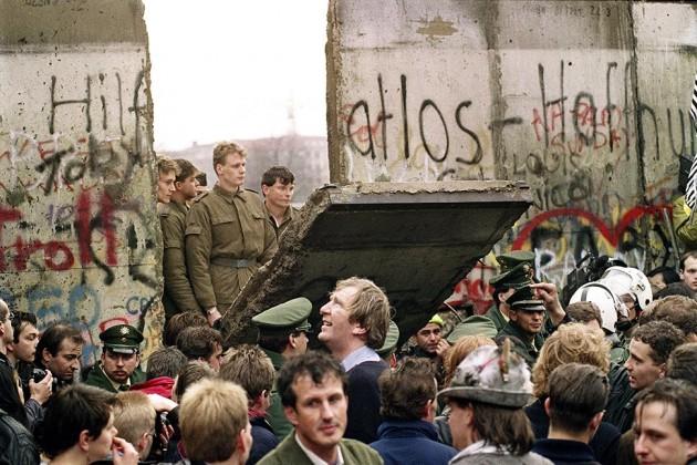 Se cumplen 28 años desde la caída del Muro de Berlín