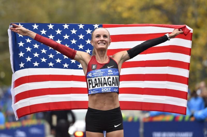Mujer americana gana Maratón de Nueva York después de 4 décadas