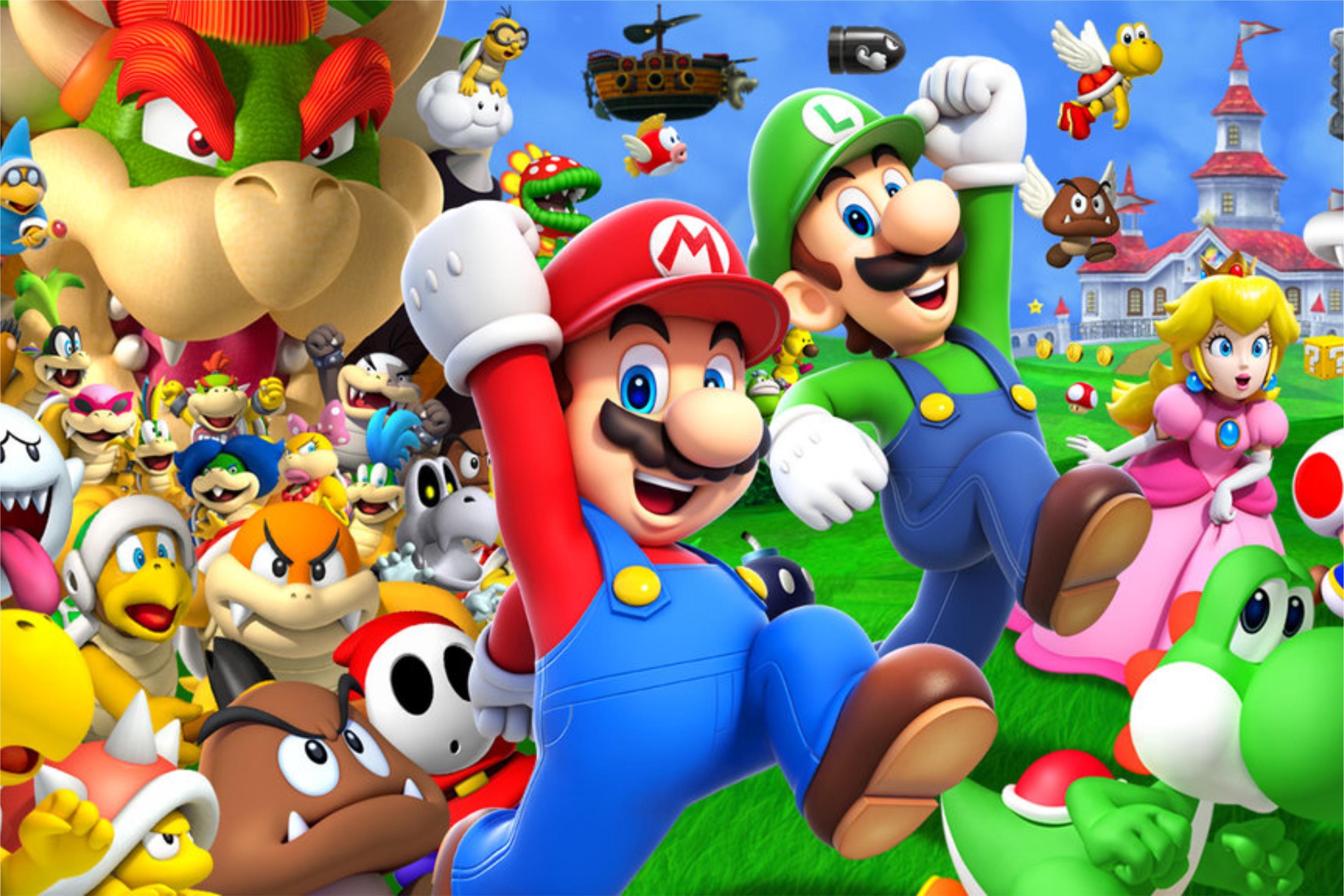 Nintendo y Universal están en conversaciones para hacer la película de Mario Bros.