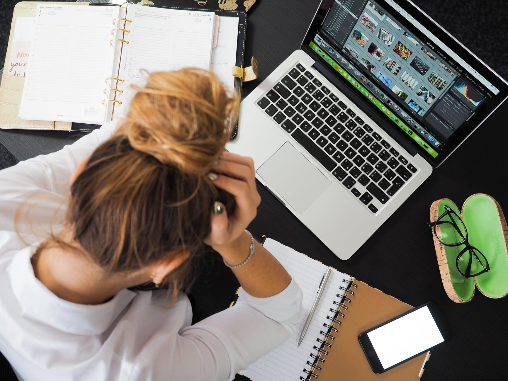 Cómo tomar crítica personal en el trabajo
