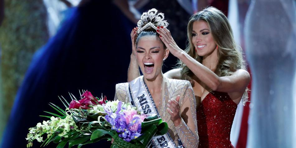 Sudáfrica es elegida Miss Universo