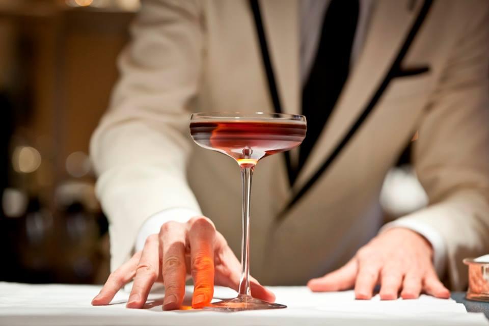 """El """"American Bar"""" del Hotel Savoy es considerado como el mejor del mundo"""