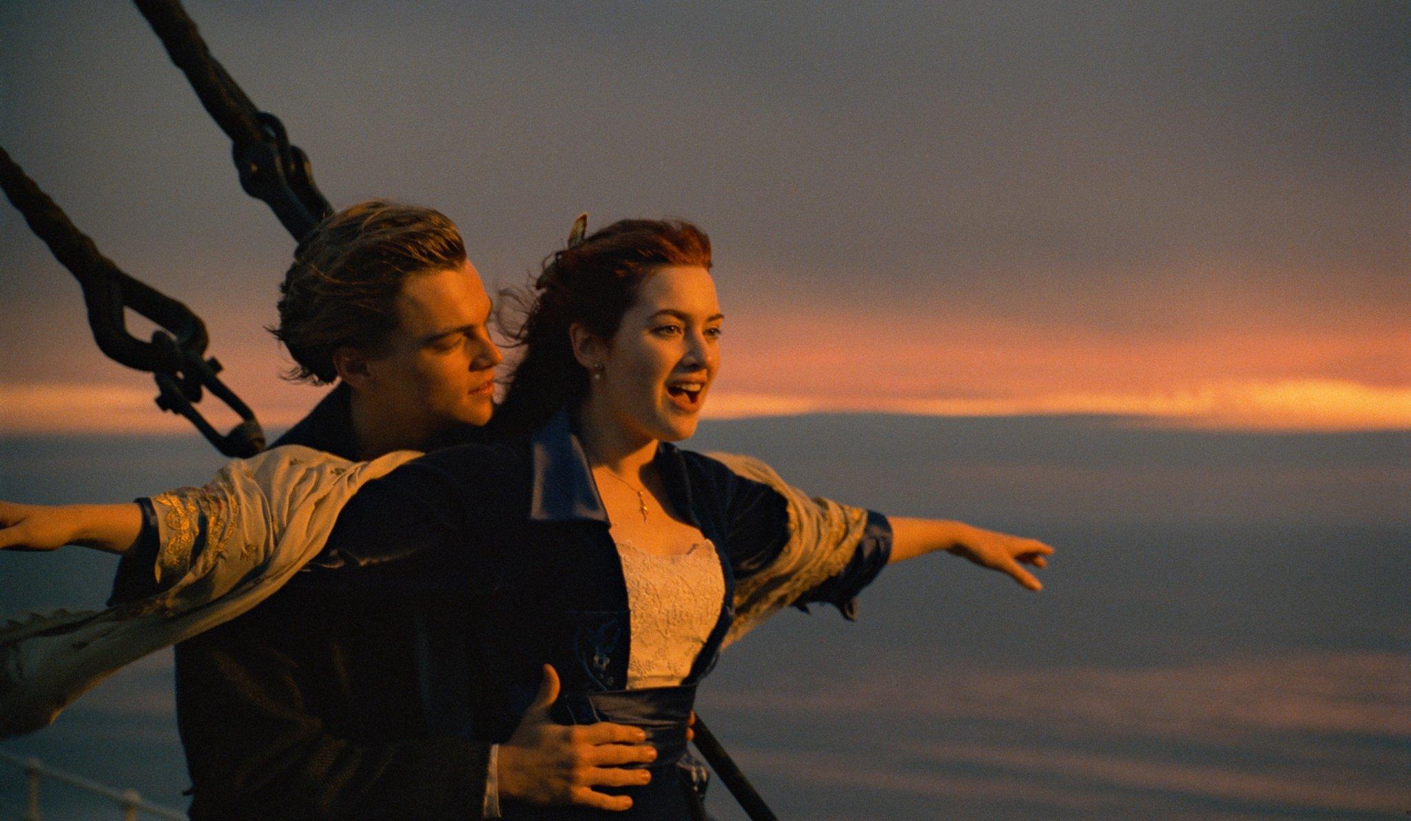 Titanic cumple 20 años de entrar a la historia del cine