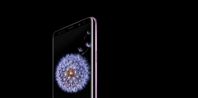 Sale a la luz nuevo Samsung Galaxy S9